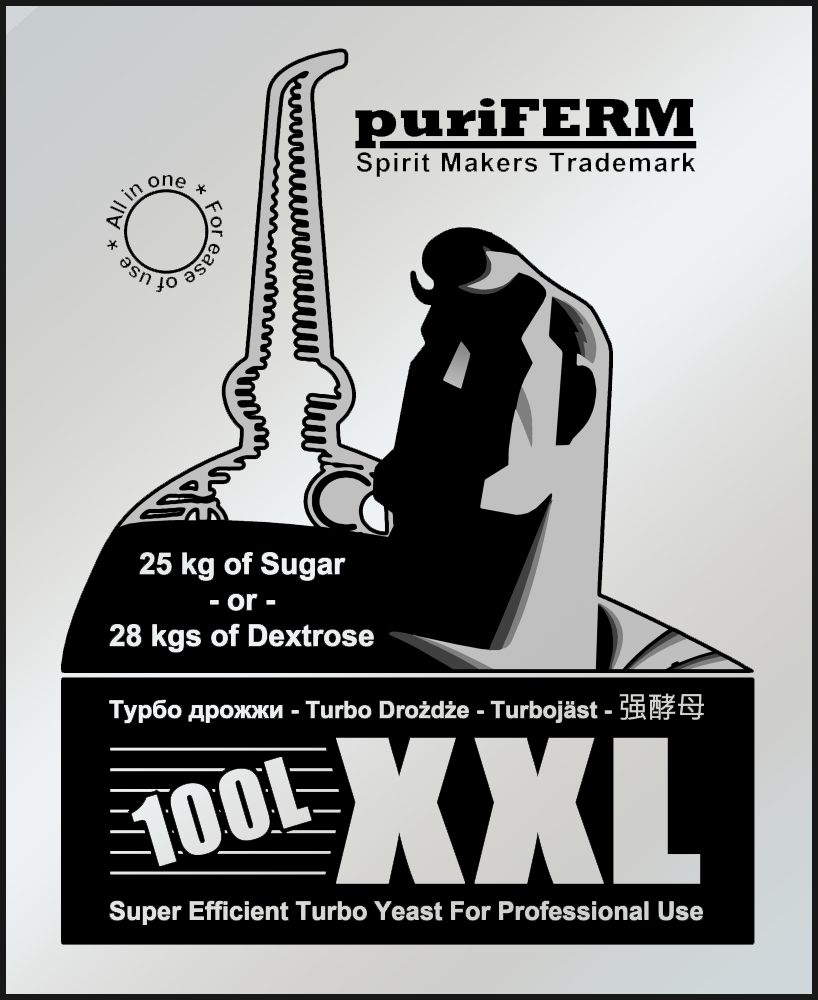Puriferm XXL Turbo Drożdże